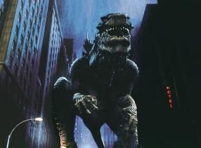 Ich mach Menschen-Matsche! Godzilla unterwegs