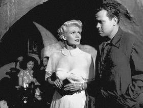 Was machen wir denn jetzt? Rita Hayworth und Orson Welles