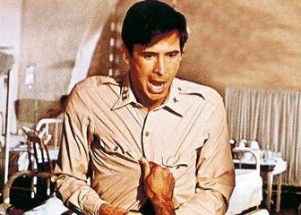 Wo kommt denn diese Hand her? Anthony Perkins als Kaplan Tappman