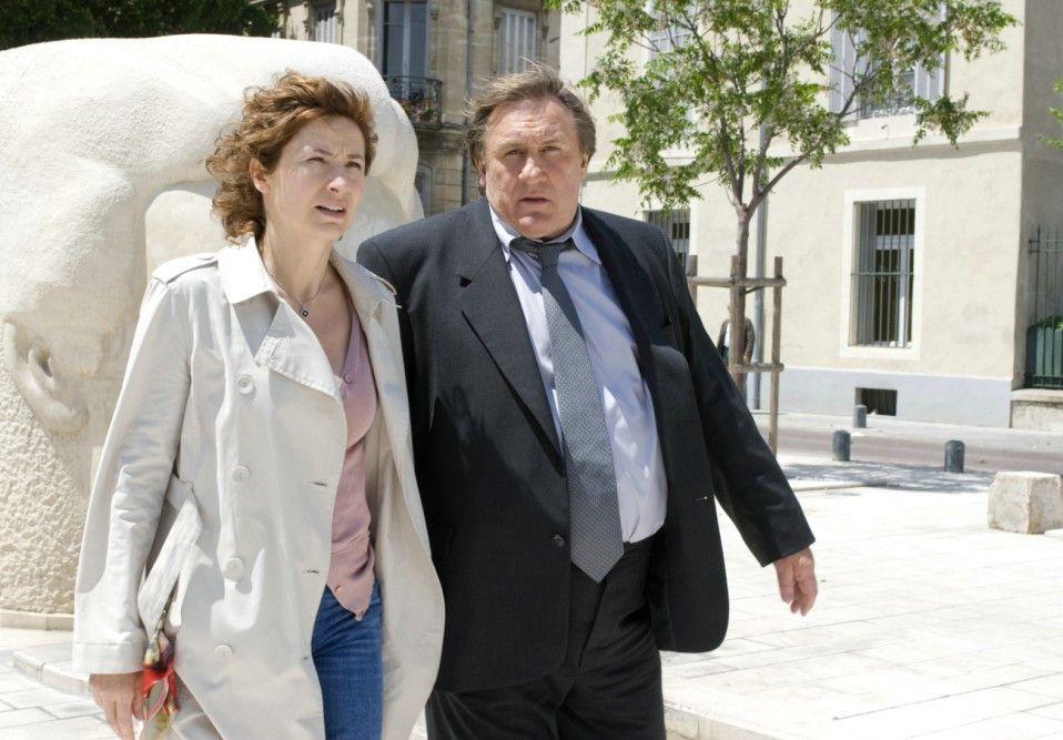 Mit Frau unterwegs - Gérard Depardieu und Marie Bunel