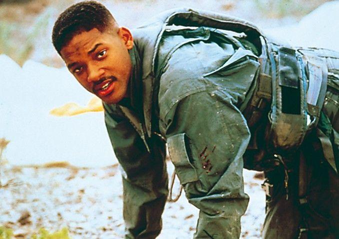 Will Smith soll die Welt vor der Invasion der Außerirdischen retten