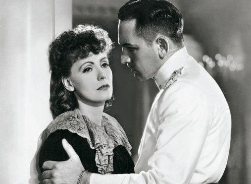 Ich liebe nur dich! Fredric March und Greta Garbo