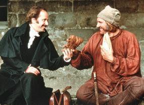 Geld ist doch ne schöne Sache! Gérard Depardieu  (r.) und Fabrice Luchini