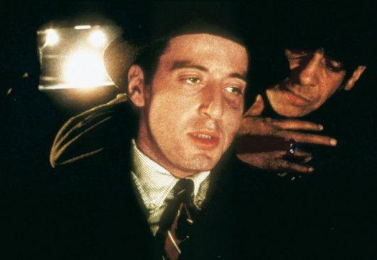 Glaub' mir, ich bin völlig allein! Al Pacino als neuer Pate