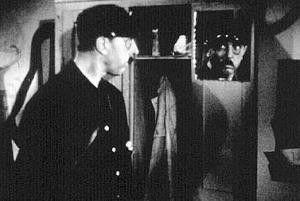 Jacques Tati als Briefträger François