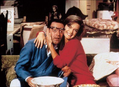 So, du bist jetzt mein Mann! Romy Schneider mit Jack Lemmon