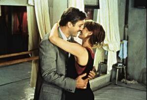 Noch wähnt man sich im Glück... Javier Bardem und Laura Morante