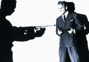 James Cagney in Bedrängnis - Gegen deine Knarre bin  ich wohl machtlos...