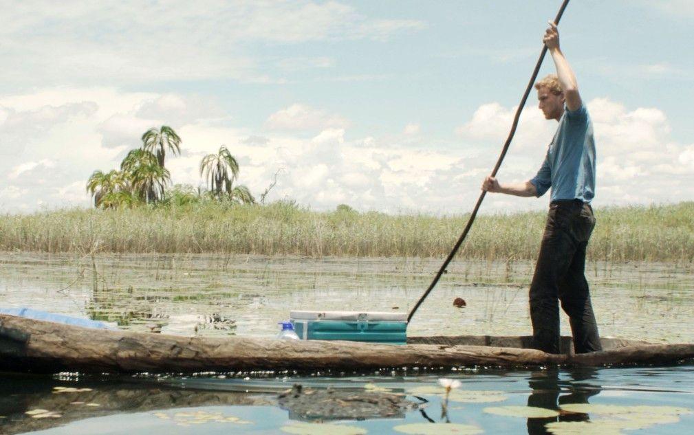 Allein in Afrika: Alexander Fehling