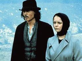 Liebe in stürmischen Zeiten: Christina Ricci und  Johnny Depp