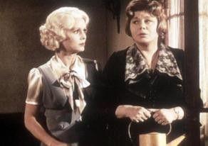 Wer hat wen gekillt? Debbie Reynolds (l.) und  Shelley Winters