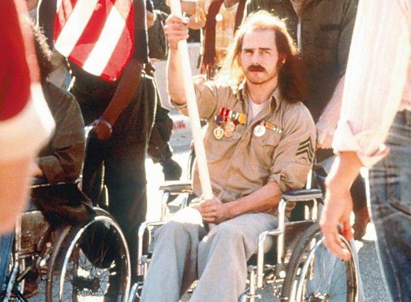 Ich will endlich Gerechtigkeit! Tom Cruise als Ron Kovic