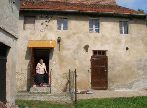 Edwardas Haus im heutigen Platerówka