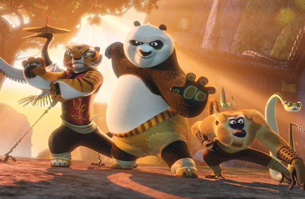 Po und seine Freunde erleben neue Abenteuer