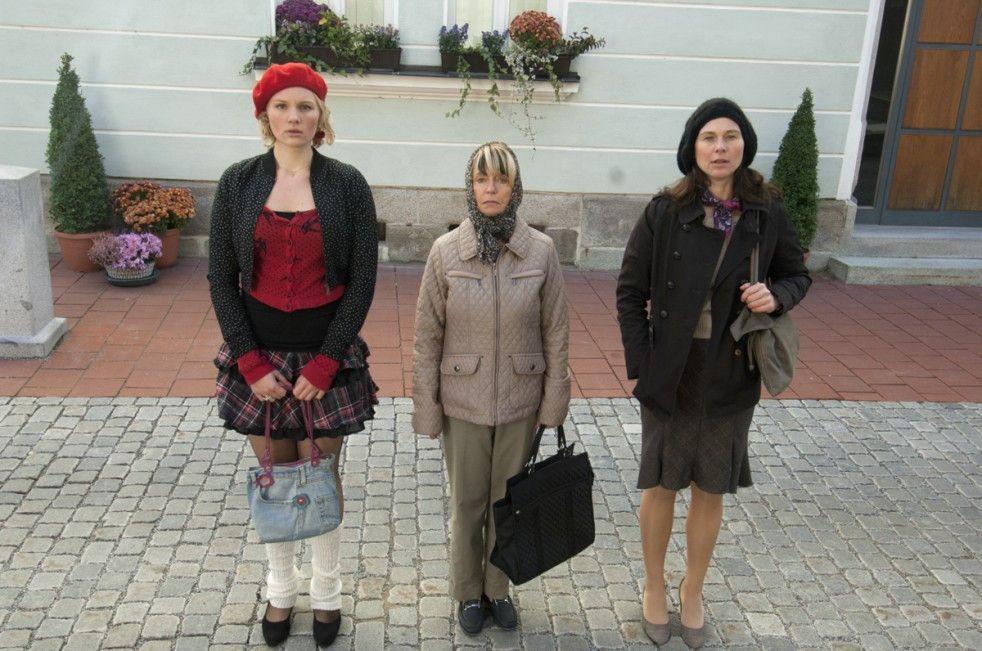 Gefragt - zumindest am Telefon: Rosalie Thomass, Gisela Schneeberger und Bettina Mittendorfer (v.l.)