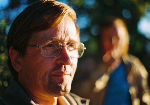 Lebte 40 Jahre weggeschlossen von der Welt: Rüdiger Schmidtke