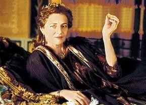 Wo ist denn der Kaiser? Charlotte Rampling als Livia