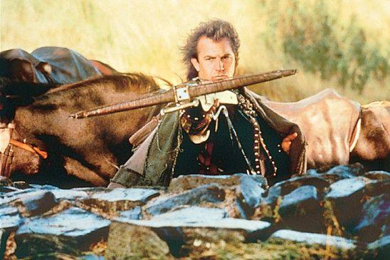 Kevin Costner als Robin Hood ohne grüne Strumpfhosen