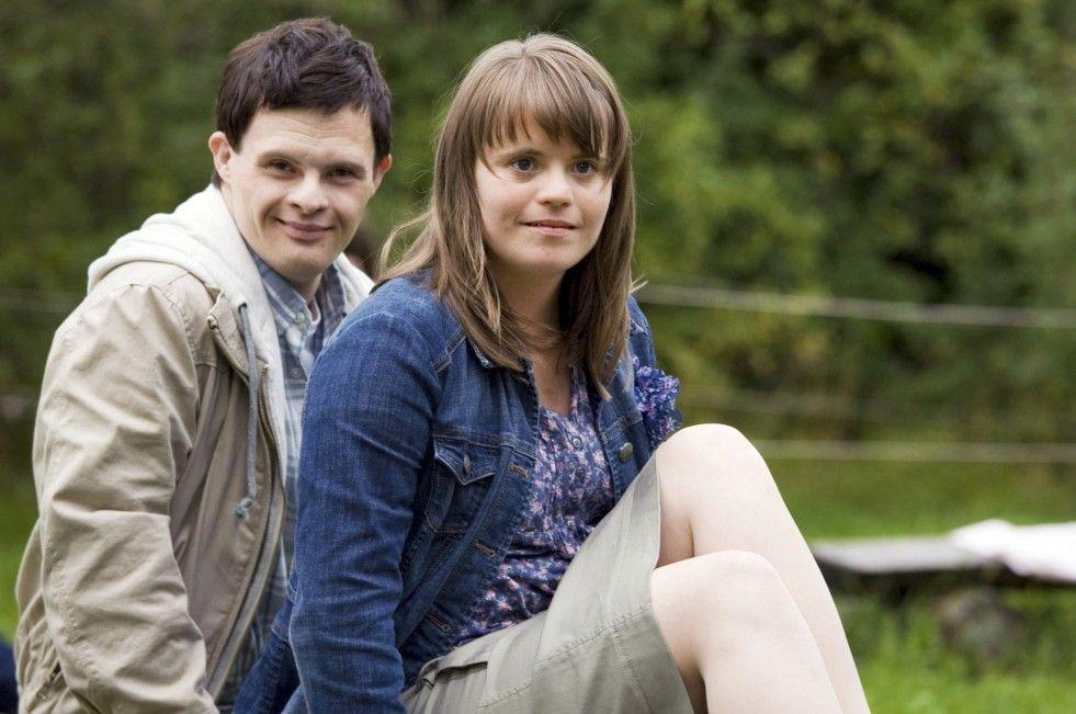 Michalina (Juliana Götze) und Sebastian (Sebastian Urbanski ) wollen heiraten