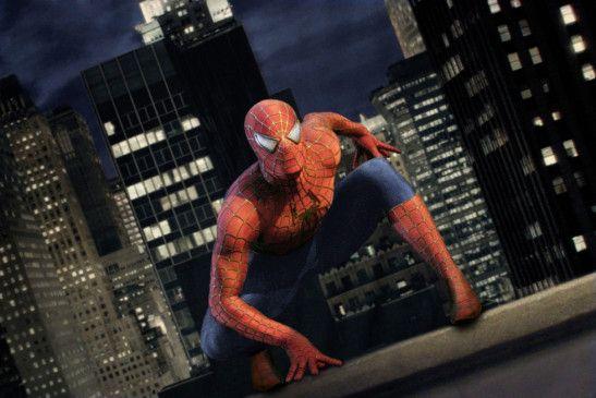 Gleich hab ich dich im Netz! Tobey Maguire als Spider-Man