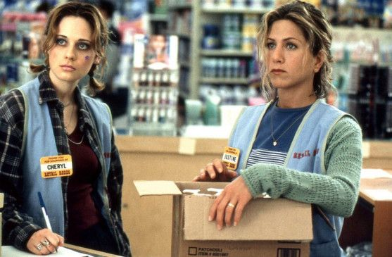 Träumt von einem richtigen Mann: Jennifer Aniston (r.) als Justine
