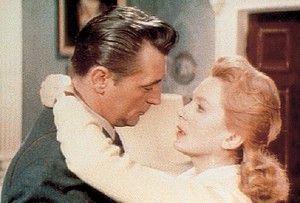 Küss mich, mein Schatz! Deborah Kerr und Robert Mitchum