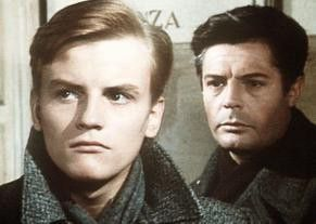 Im Schatten des Bruders: Marcello Mastroianni (r.)  und Jacques Perrin