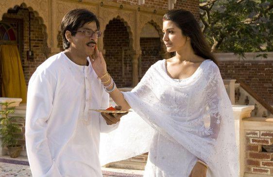Zwei, die sich lieben? Surinder (Shah Rukh Khan) und Taani (Anushka Sharma)