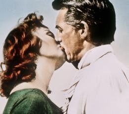 Nur noch ein Kuss! Sophia Loren und Cary Grant