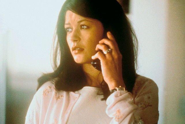 Schatz, ich werde dich decken! Catherine Zeta-Jones als Braut des Drogenbosses.