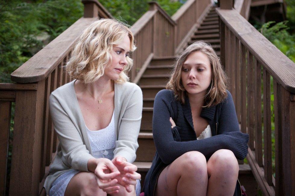 Nähern sich an: Sarah Paulson und Elizabeth Olsen (r.) als Schwestern