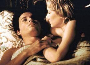Ach, wäre ein einfaches Leben traumhaft! Johnny Depp und Anne Heche