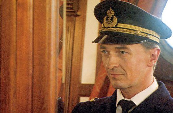 Stephan D. Wapenhans in der Rolle des Admiral Horty