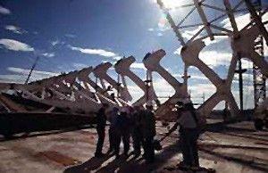 Kunst oder Kitsch? Ein recht ausgefallenes Calatrava-Werk