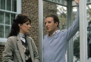 Liebe auf den ersten Blick: Vertreter Leon (Arliss Howard) und Katherine (Jane Kaczmarek)