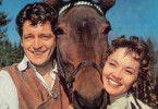 Zeigt die Beißerchen: Carlos Thompson, Pferd, Liselotte Pulver
