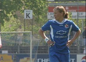 Viola wurde 2003 Weltmeisterin und will 2006 unbedingt zur Europameisterschaft