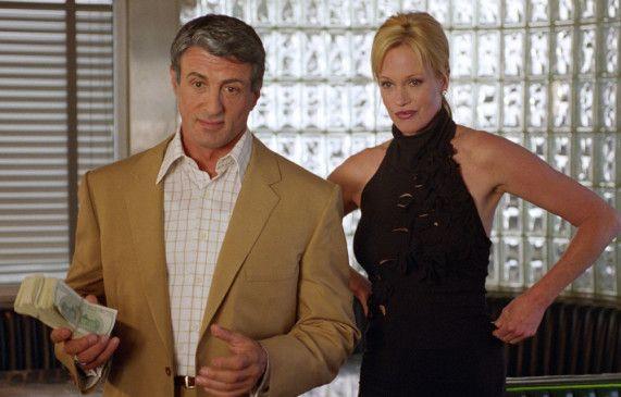 Lass uns gehen, Herzchen! Sylvester Stallone und Melanie Griffith