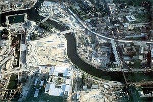 Der größte Bauplatz Europas: Berlin