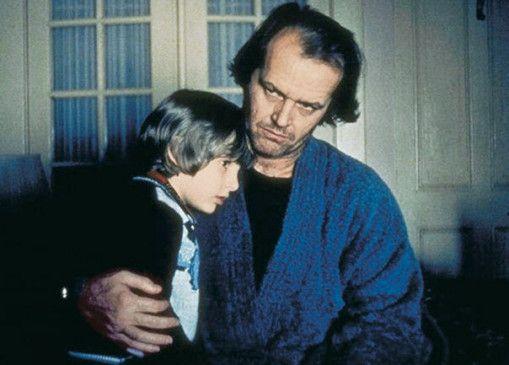 Dich krieg' ich auch noch! Ein diabolischer Jack  Nicholson als Jack Torrance