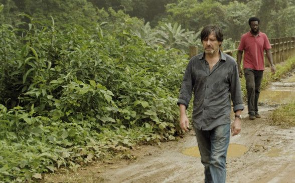 Verloren in Afrika: Pierre Bokma als Ebbo Velten