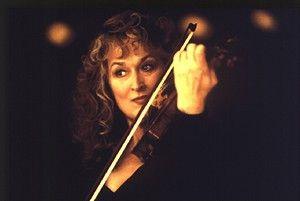 Wo ist denn jetzt das blöde Fis!  Meryl Streep als Geigenlehrerin
