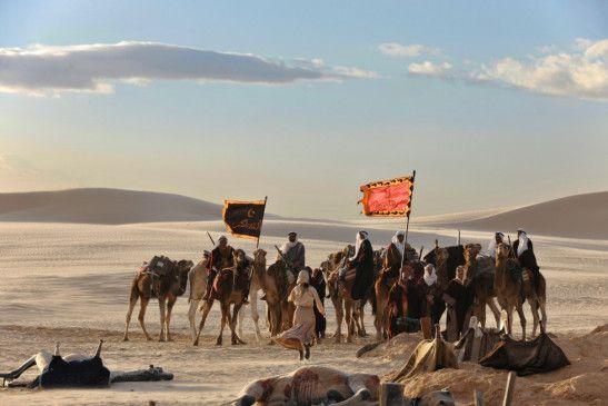 Verloren: Deutsche in der Wüste