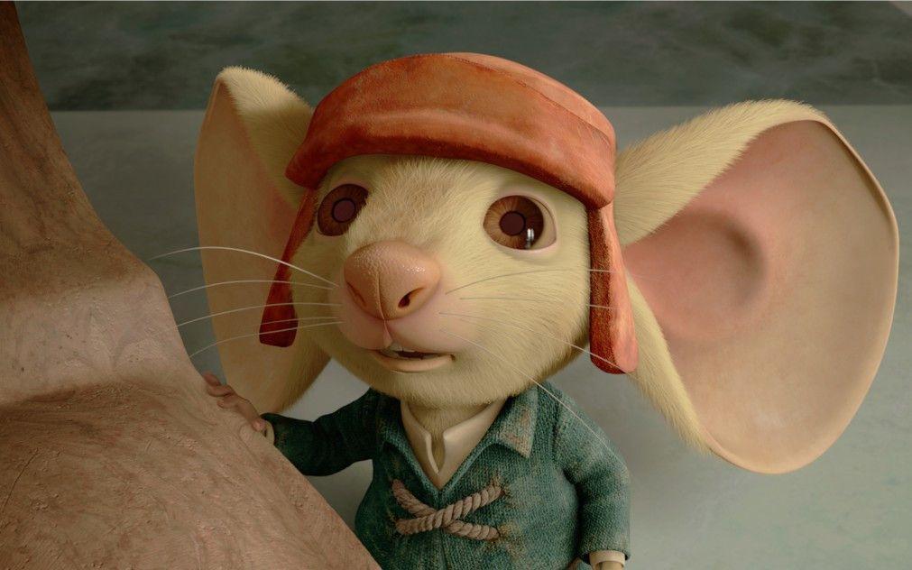 Despereaux Der Kleine Mäuseheld