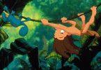 Hat schon als Kleinkind viel Spaß im Dschungel: Tarzan