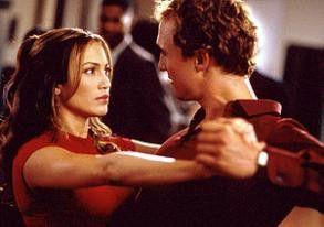 Ein Tänzchen gefällig? Matthew McConaughey und  Jennifer Lopez