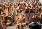 Das aufgestachelte Volk fordert neue Menschenopfer!