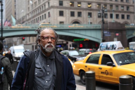Unterwegs in New York: Darius James