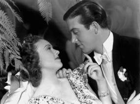 Don Vincente (John Payne) und die Presseagentin Toni Blake (Margaret Lindsay) haben sich ineinander verliebt