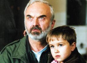 Der Junge ist mein Ein und Alles! Zdenek Sverák und  Andrej Chalimon